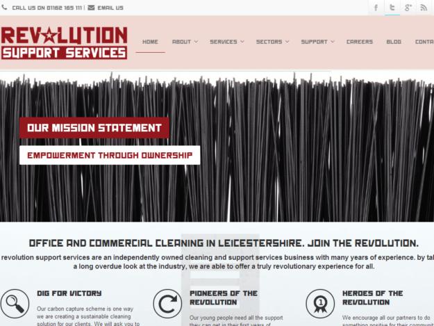 Revolution Support Services